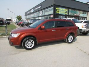 2014 Dodge Journey R/T SUV 7 PASSENGER & DVD PLAYER