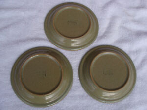 Vintage DENBY Stoneware  (ENGLAND) CAMELOT DISHES BOWLS London Ontario image 7