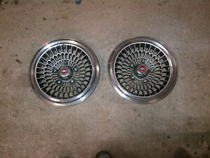 1978 - 1983 Chevrolet Honey Comb Wheel Covers El Camino