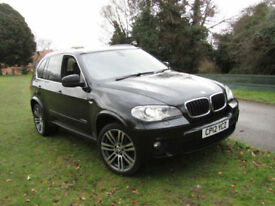 BMW X5 3.0TD xDrive30d M Sport AUTOMATIC***BEAUTIFUL EXAMPLE***FSH***