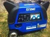 SDMO I PRO 3000E generator electric start ( no vat )