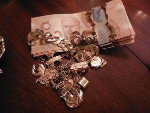 Achete depuis 15 ans bijoux en or ,monnaie, tableaux,antiquités