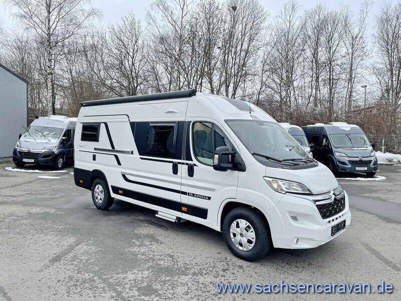 Adria Twin Axess 640 SL ALL-IN MJ21 attr. Zubehörpacks