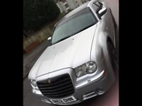 300c black front grill
