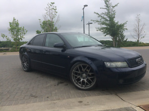 2005 Audi A4 1.8T Sedan APR Stage II+