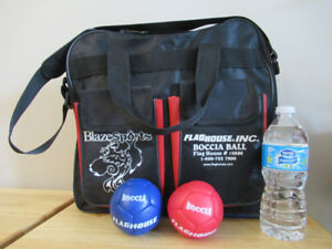 FlagHouse Soft Boccia Ball Set - Approved by NSDA