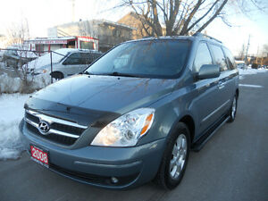 2008 Hyundai Entourage Van fully loaded 125 kms 5995