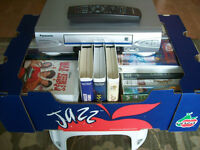 VCR with 35 Children Movies