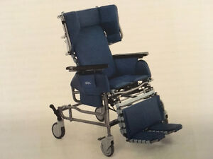 Broad Elite 785 Tilt Recliner Wheelchair