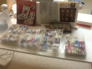 Cross Stitch patterns and supplies