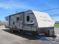 Hurry in.....Only 2 left!  2015 Passport 3290BH Grand Touring