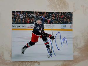 Ryan Johansen Autographed 8x10 Photo