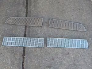 Stainless Steel Truck Grill Inserts - Dodge Ram 1500