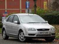 Ford Focus 1.6 2007.5 Ghia + YES GENUINE 41,000 MILES!! + WARRANTY
