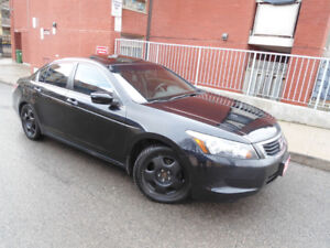 2009 HONDA ACCORD EX , SUNROOF, LIKE NEW WINTER/ALL-SEASON TIRES