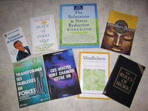 8 self-help books