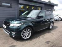 Land Rover Range Rover Sport 3.0SDV6 ( 292ps ) 4X4 HSE **1 YEAR LR WARRANTY**