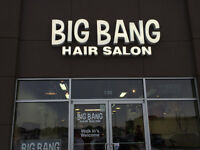 Hiring Full Time and Part Time Stylists
