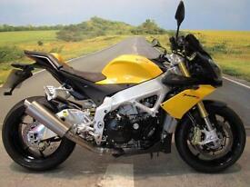 Aprilia Tuono V4R 2013 *Low miles, Abbtec exhaust, Fly screen, ABS*