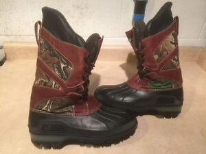 Men's Baffin Extreme Technology Warm Winter Boots Size 8 London Ontario image 1