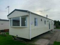 Static caravan for sale in north wales, no site fees to pay till 2021,