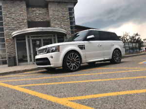 2012 RANGE ROVER SPORT AUTOBIOGRAPHY  sale or trade !
