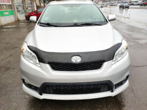 Toyota Matrix S 2012 All Equipped W+S Tires on Toyota Mag