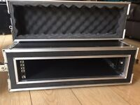 Rhino Sleeved 2U Shockmount Rack Case