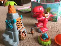 Happyland Dino playset