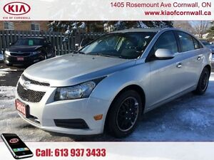 2013 Chevrolet Cruze LT w/1LT  | Year End Pricing | Nice Car | A