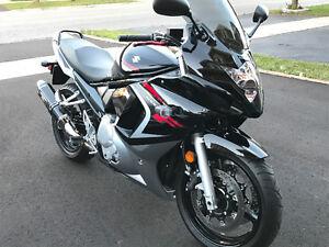 2009 Suzuki GSX 650F for sale