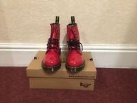 Women's Size 5 Doc Martins (PRICE DROPPED!)