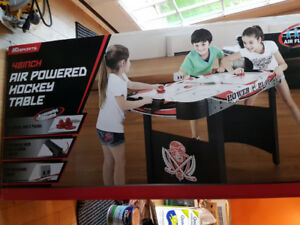 48 inch MD Sports Air Hockey Table New in Box