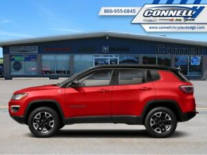 2018 Jeep Compass Trailhawk 4x4  - Leather Seats