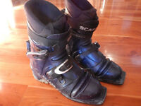 Scarpa T2 Telemark Boots Size 8