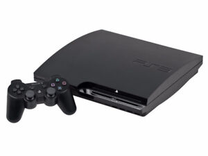 Sony Play Station 3 Slim PS3 320GB video gaming console