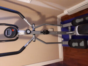 Elliptical in very good condition!  Spring is here-get fit!
