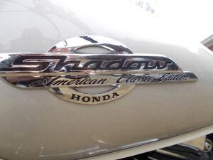 honda shadow  1100 cc 1996