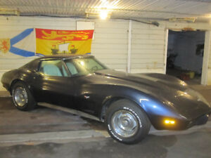 Will Take Trade-Classic 1977 Chevrolet Corvette