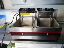 5kw electric fryer