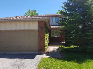 3 Bedroom Home for Rent in Barrie