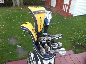 Ensemble de golf TaylorMade RBZ Stage 2 + Cobra S3