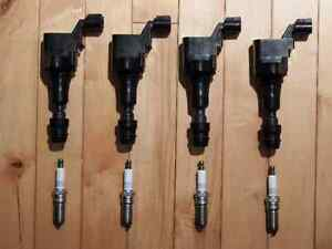 ACDelco Part# 12578224 Ignition Coils & Part#12598004 Spark Plug