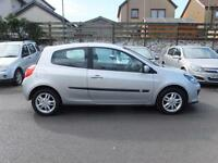 RENAULT CLIO 1.2Tce 16v DYNAMIQUE 3 DOOR 2007 57 REG WITH FULL HISTORY