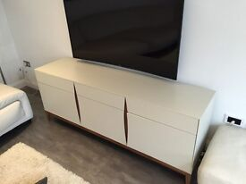 Large console/ tv unit from gillmore space