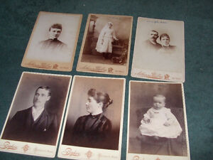 1800s cabinet cards London Ontario image 5