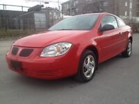 2008 Pontiac G5 automatic a/c 4 cyl. summer and winter tires