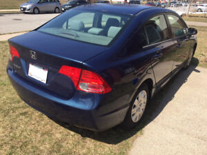 """2006 Honda Civic EX Sedan Automatic """"AS IS"""" Reduced to sell"""
