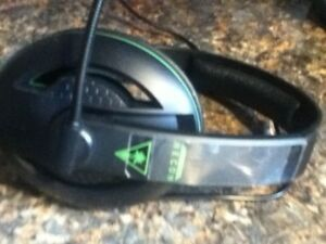 Turtle Beach Head Set for Xbox 1