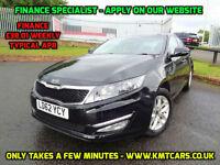 2012 Kia Optima 1.7CRDi ( 134bhp ) ISG 1 Full Main Dealer Hist 38000mls KMT Cars